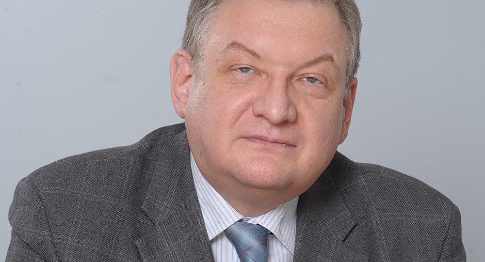 Проректор Финансового университета при правительстве РФ Алексей Зубец. Архивное фото