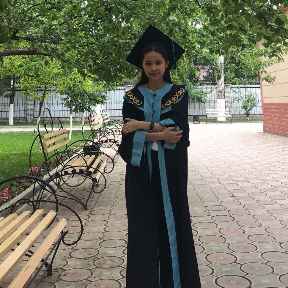 Обладательница золотого сертификата Эмилия Ишимова