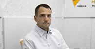 Адвокат, эксперт в решении проблем муниципального хозяйства Раду Бушилэ. Архивное фото