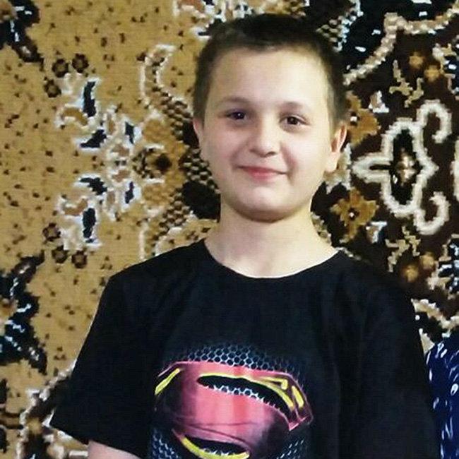 В Бишкеке пропал 14-летний подросток Андрей Москалев