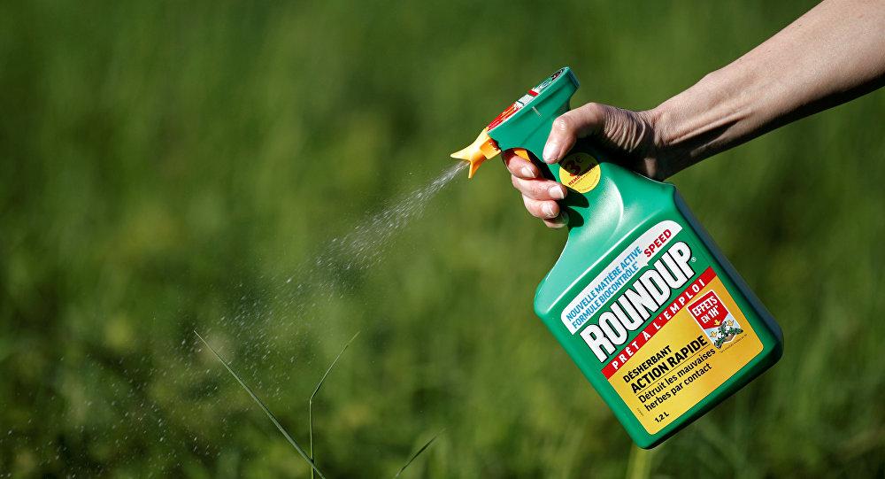 Сспрей Roundup от Monsanto