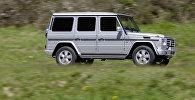Mercedes-Benz G-класса (Gelandewagen). Архивдик сүрөт
