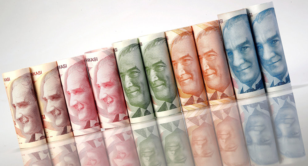Вашингтон разъяснил падение турецкой лиры