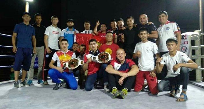 Профессионал кикбоксчулар арасындагы AAK-1F версиясы боюнча Борбор Азия чемпионаты 12-августта Өзбекстандын Ангрен шаарында өткөн