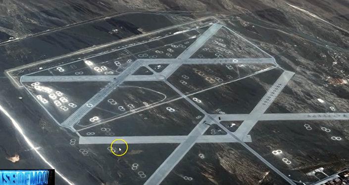 В пустыне Гоби нашли загадочный объект. Видео