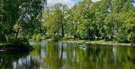 Парк культуры и отдыха имени С.М. Кирова в Санкт-Петербурге