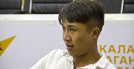 Кыргыз кайрык долбоорунун катышуучусу Аскат Жетиген