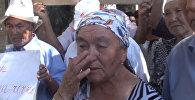 Он не виноват! Мать Албека Ибраимова просит его отпустить — видео