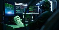 Хакерство. Архивное фото
