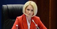 Руководитель Росреестра Виктория Абрамченко. Архивное фото