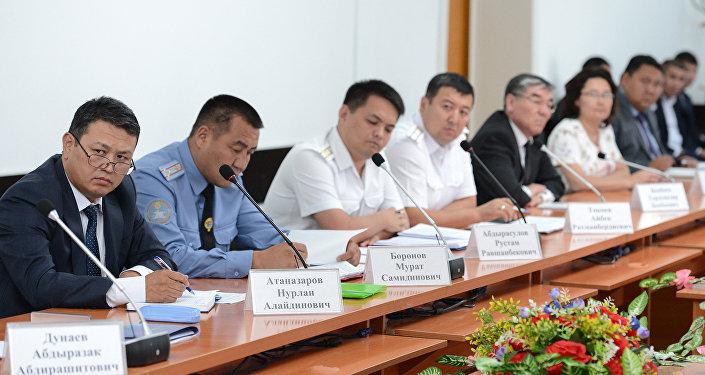 По информации пресс-службы главы государства, он проверил готовность госорганов к предстоящим реформам