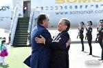 Государственный визит президента Таджикистана Эмомали Рахмона в Узбекистан