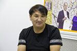 Казак режиссёру Камат Касенов