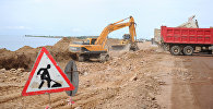 Ход реконструкции автодороги Балыкчы-Корумду