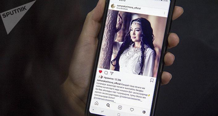 Самые популярные артисты в Instagram в КР