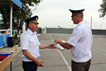 Командование Объединенной российской авиационной базы ОДКБ Кант поздравило военных летчиков с Днем Сил воздушной обороны (СВО) Кыргызстана