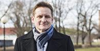 Экономический обозреватель Максим Рева. Архивное фото