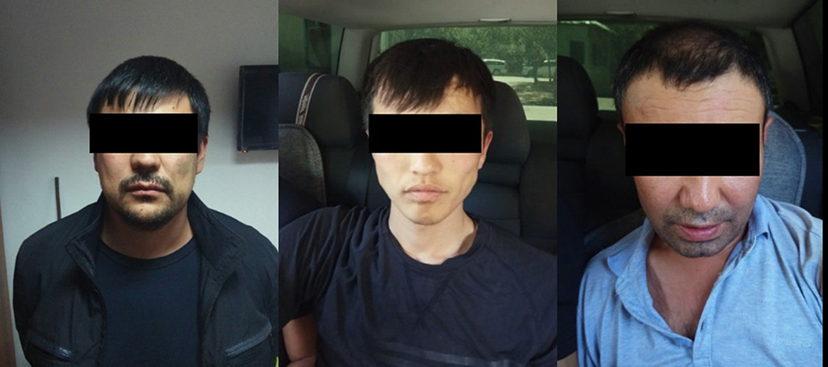 Подозреваемые в приготовлении к разбойному нападению на дом жителя жилмассива Кок-Жар