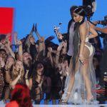 Певица Ники Минаж получила награду за лучшее хип-хоп видео