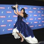 Камила Кабельо, завоевала приз за клип года
