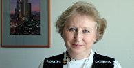 Эксперт по миграции, вице-президент фонда Миграция XXI век Наталья Власова. Архивное фото