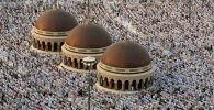 Мечеть аль-Харам в Мекке, Саудовская Аравия