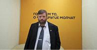 Заместитель директора Института океанологии Петр Завьялов