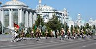 Государственный визит Президента Сооронбая Жээнбекова в Туркменистан