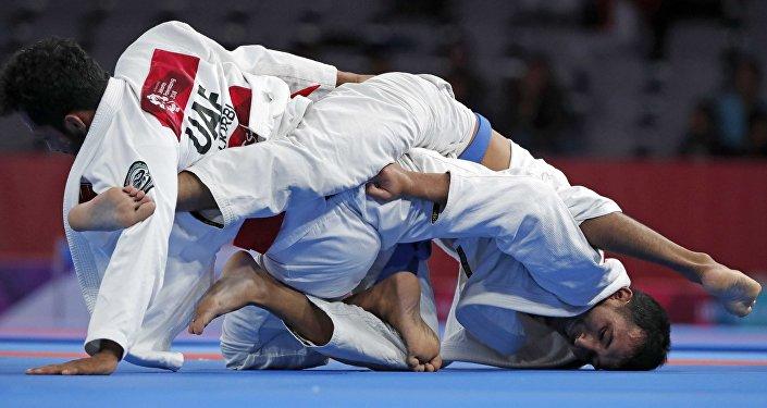 Азиатские игры 2018. Джиу-джитсу до 69 кг. Финал