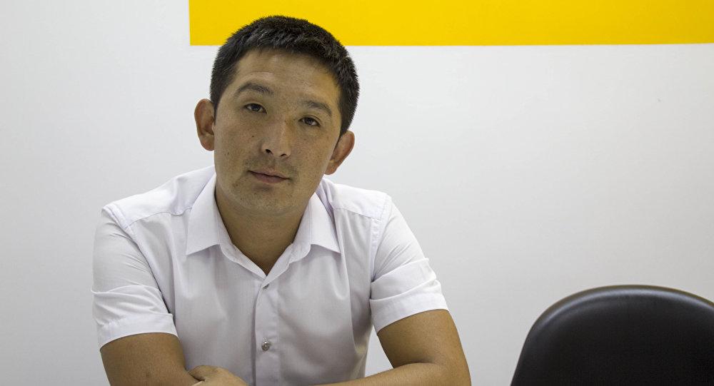 29-летний Азизбек Ысманов. Архивное фото