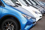Toyota RAV4 автоунаалары. Архив