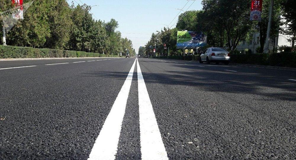 e0996b616a2e В Бишкеке после ремонта открыли проспект Айтматова — фото