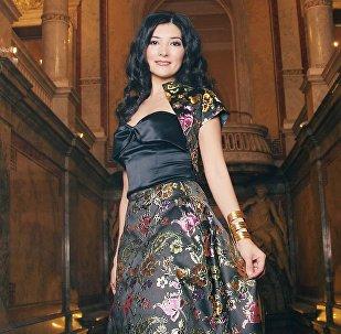 Гульнур Тоялиева, кыргызстанка живущая в Вене