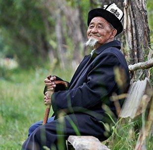 Кыргызстанцы на снимках фотографа Ричарда Ватсона