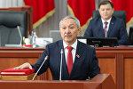 Архивное фото депутата Бактыбека Турусбекова