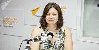 Психолог Елена Бычева. Архивное фото