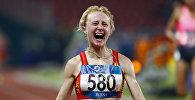 23 жаштагы жөө күлүк, Азиянын эки жолку чемпиону Дарья Маслова