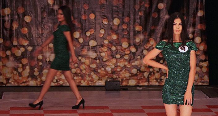 Оцените! 64 красотки, которые хотят стать Мисс Кыргызстан — 2018