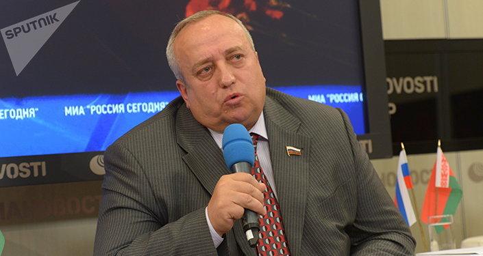 Член Комитета по обороне и безопасности Совета Федерации РФ Франц Клинцевич. Архивное фото