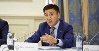 Вице-министр культуры Ерлан Кожагапанов. Архивное фото