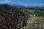 Неужели это в Кыргызстане? Потрясающий ролик о границе двух областей