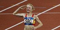 Кыргызстандык жеңил атлет Дарья Маслова