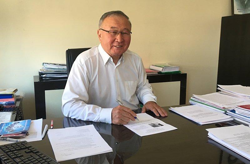 Доктор педагогических наук Жанкороз Каниметов