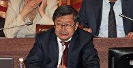 Мурдагы премьер-министр Жантөрө Сатыбалдиевдин архивдик сүрөт