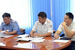 Заседание экспертной рабочей группы по реформированию подразделений органов внутренних дел