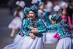 Кыргызстандын эгемендүүлүк күнү. Архивдик сүрөт