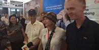 Азиада чемпиону Дарья Маслова жигитине турмушка чыкмай болду. Видео