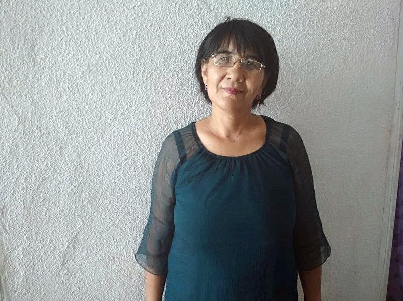 Мать обладателя золотой медали Азиатских игр Торохана Багынбай Уулу Чолпон Жузбаева