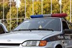 Автомобили патрульной милиции. Архивное фото