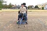 Немец изобрел электромобиль для незрячих